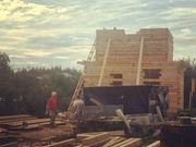 Строительство домов из профилированного бруса ПОД КЛЮЧ - foto 1
