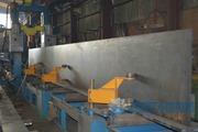 Производство сварных двутавровых балок. - foto 1
